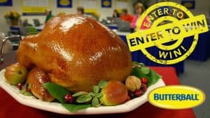 Butterball Voucher Giveaway