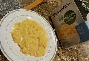 Medifast Go! Macaroni-and-cheese Meal