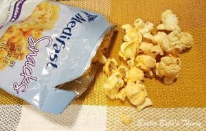 Medifast Go! Cheddar and Sour Cream Popcorn Snack