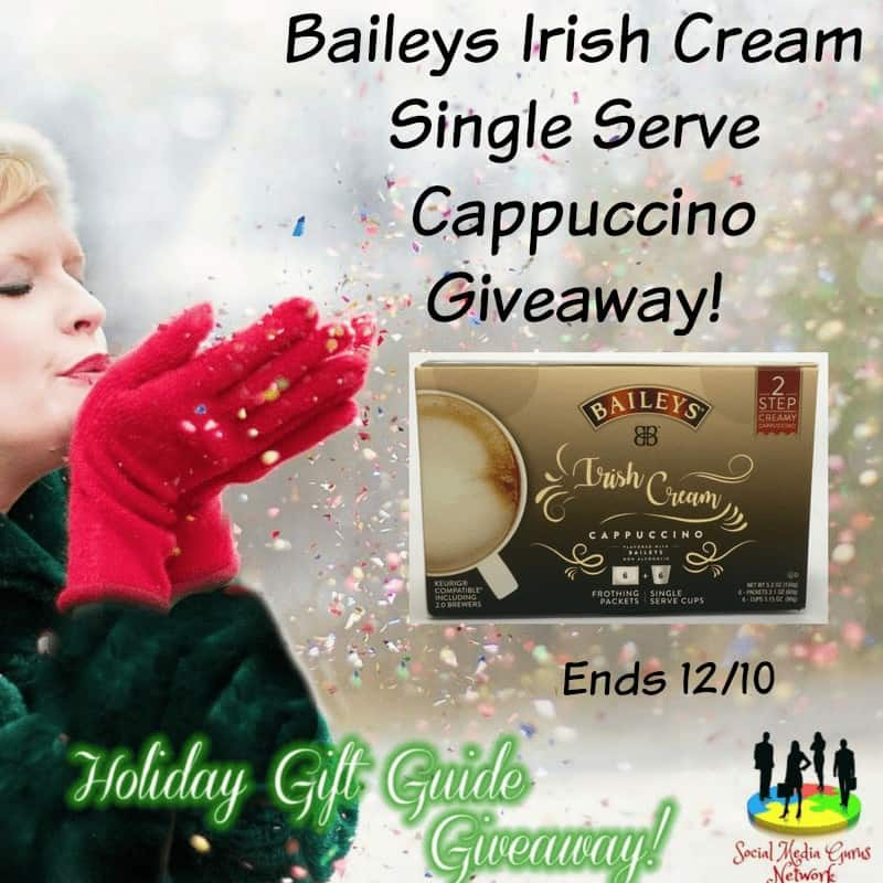 Baileys Irish Cream Single Serve Cappuccino