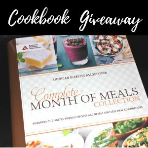 Complete Month of Meals Cookbook Giveaway