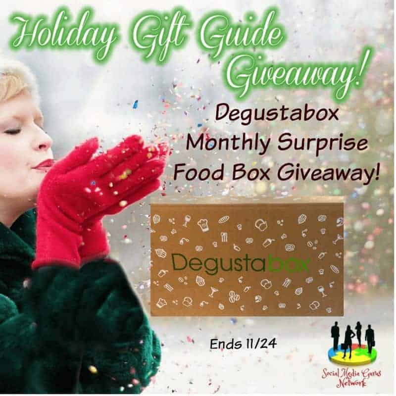 Degustabox Monthly Surprise Food Box