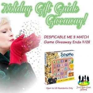 Despicable Me 3 Match Game Giveaway