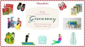 Gift Guide Giveaway - Kids Edition