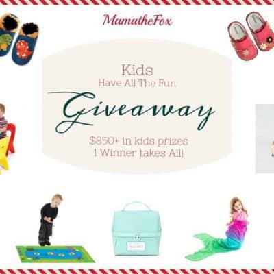 Kids Have All The Fun Gift Guide Giveaway