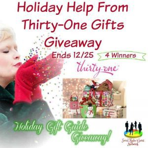 Holiday Help From Thirty-One Gifts