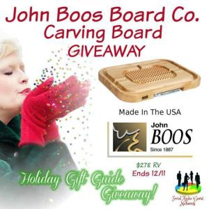 John Boos Board Co. Carving Board