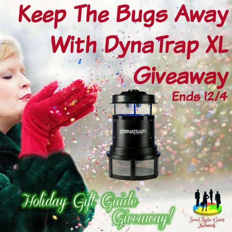Keep The Bugs Away With DynaTrap XL Giveaway