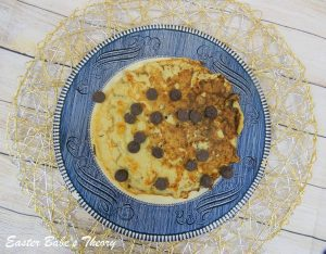Medifast Chocolate Chip Pancakes