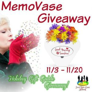 Clever Me Ceramic Flower MemoVase Giveaway