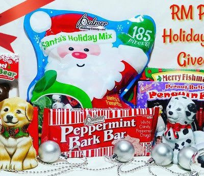 RM Palmer Holiday Candy Giveaway