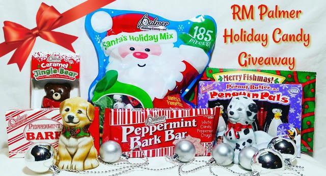 RM Palmer Holiday Candy