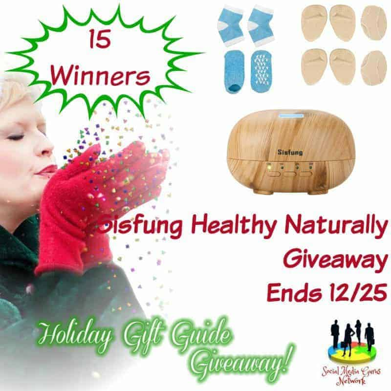 Sisfung Healthy Naturally Giveaway