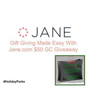 Something For Everyone at Jane.Com $50GC Giveaway