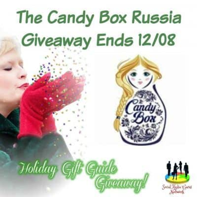 The Candy Box Russia Giveaway