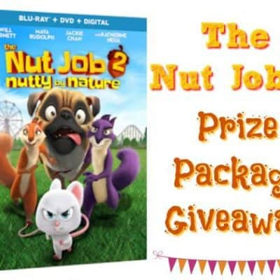 The Nut Job 2 Prize Package Giveaway