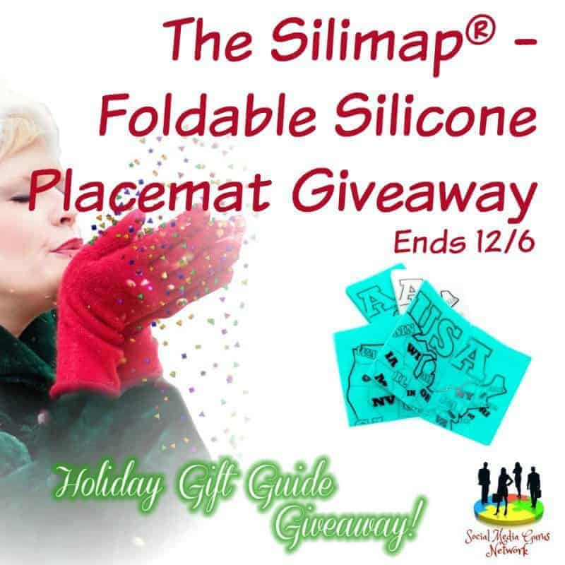 The Silimap Foldable Silicone Placemat