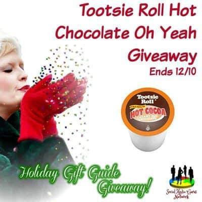 Tootsie Roll Hot Chocolate Oh Yeah Giveaway