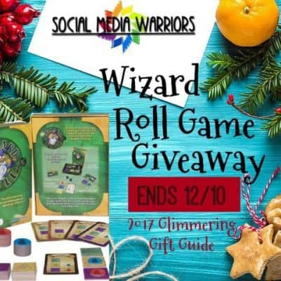 Wizard Roll Game Giveaway
