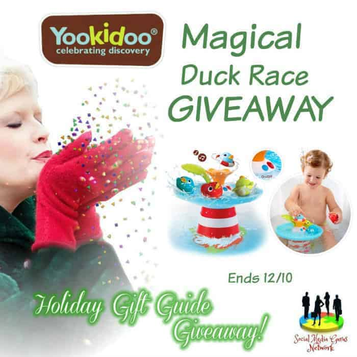 Yookidoo Musical Duck Race