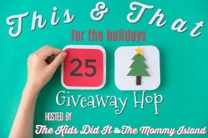 This and That Giveaway Blog Hop