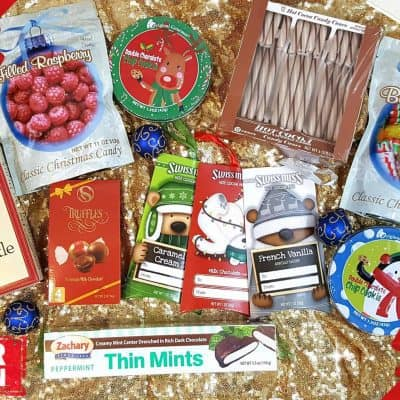 "Happy Holidays Candy Bundle Giveaway & ""Two Turtle Doves"" Giveaway Hop"