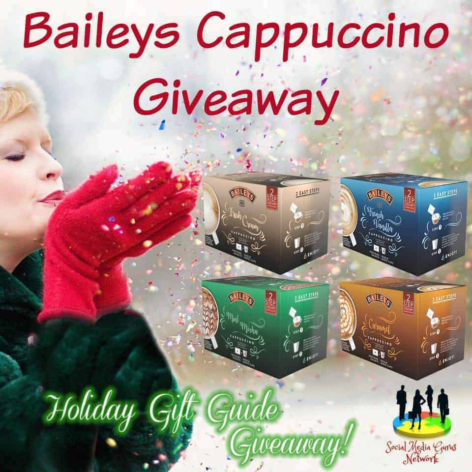 Baileys Cappuccino Giveaway