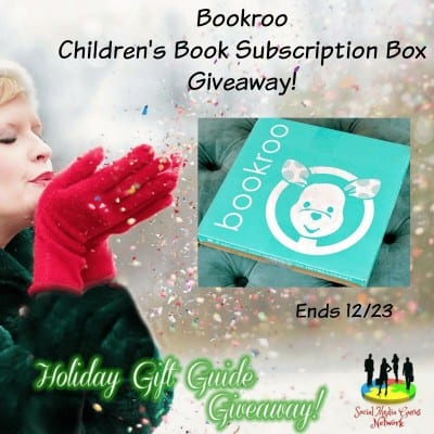 Bookroo Children's Book Subscription Box Giveaway