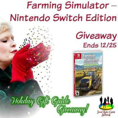 Farming Simulator – Nintendo Switch Edition Giveaway