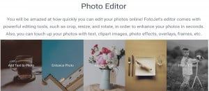 FotoJet Online Photo Editor