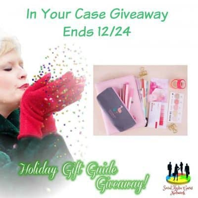 In Your Case Stationary Box Giveaway