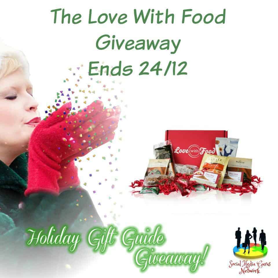 Love With Food Giveaway
