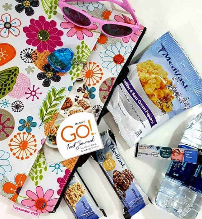 Medifast Snacks to pack while traveling 1