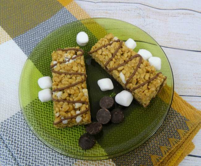 Medifast Smores Crunch Bar 2