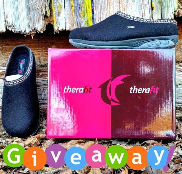Step into the Holidays with Therafit Footwear Giveaway
