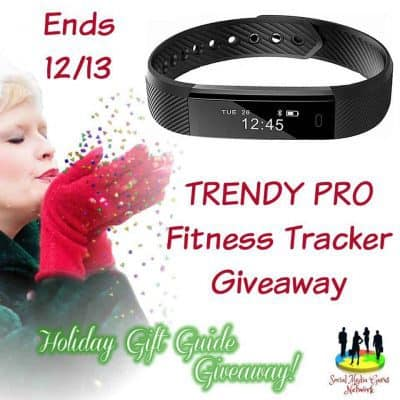 TRENDY PRO Fitness Tracker Giveaway