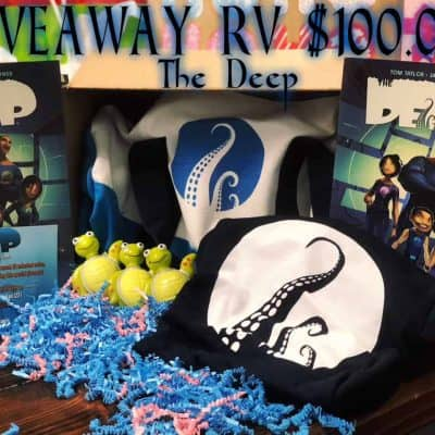 The Deep Fun Prize Pack Giveaway