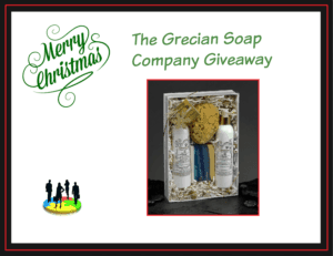 The Grecian Soap Giveaway