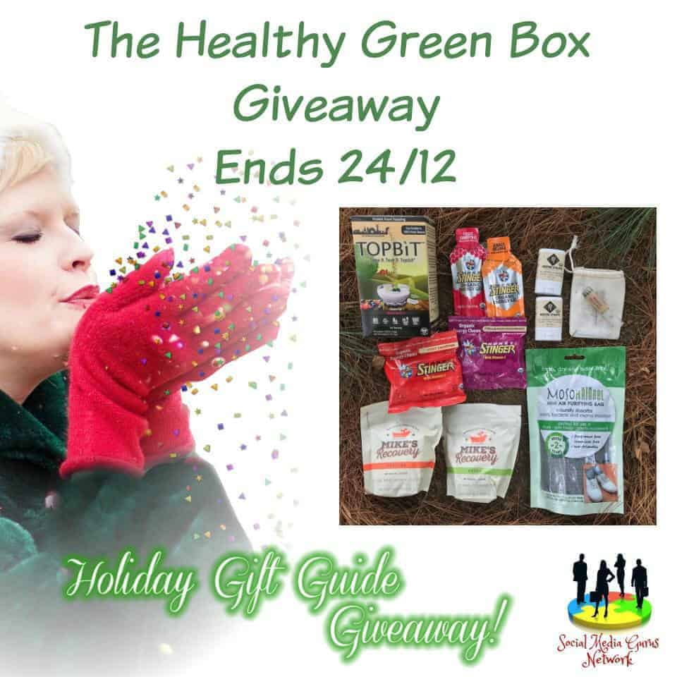 The Healthy Green Box