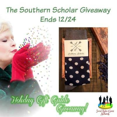 The Southern Scholar Socks Subscription Giveaway