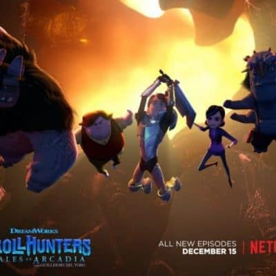 The Trollhunters Trails of Arcadia Prize Pack Giveaway