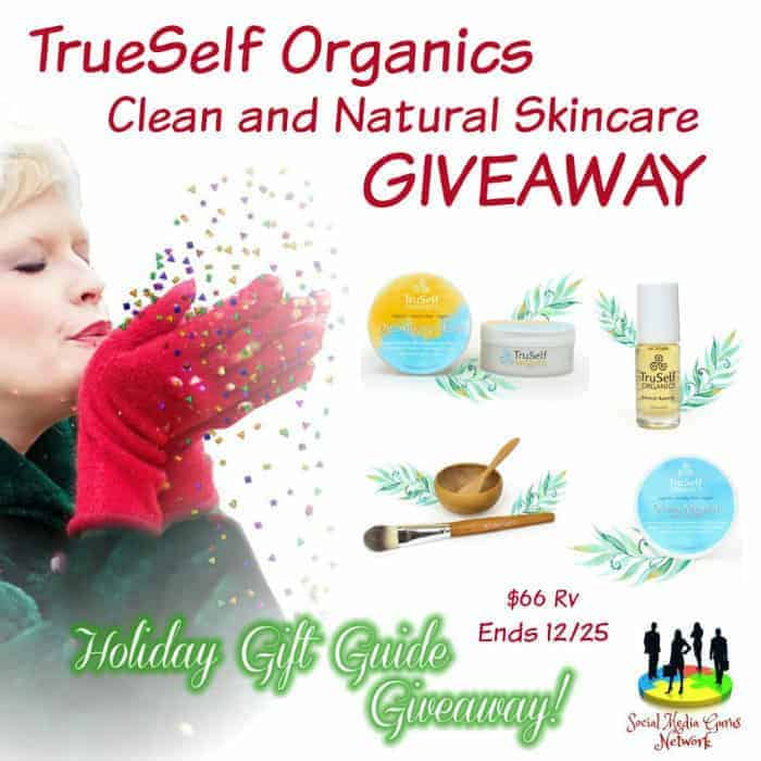 TruSelf Organics Clean & Natural Skincare