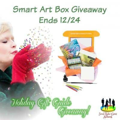 The Smart Art Box Giveaway