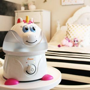 Adorable Ultrasonic Cool Mist Humidifier Misty the Unicorn