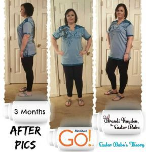 Medifast Go Diet Weight-Loss Program Before and After Pics Easter Babe's Theory