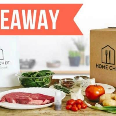 Let Your Inner Chef Out – Home Chef $50 Trial Giveaway (9-Winners)