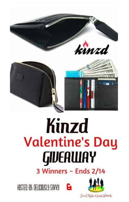 Kinzd Valentine's Day Wallets