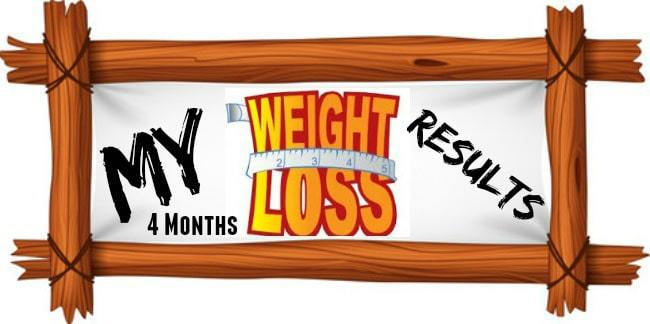My 4 month Medifast Go Diet Weight Loss Results