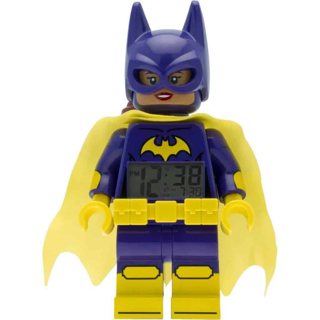 My Gift Stop Lego 9009334 Batman Movie Batgirl Kids Minifigure Clock