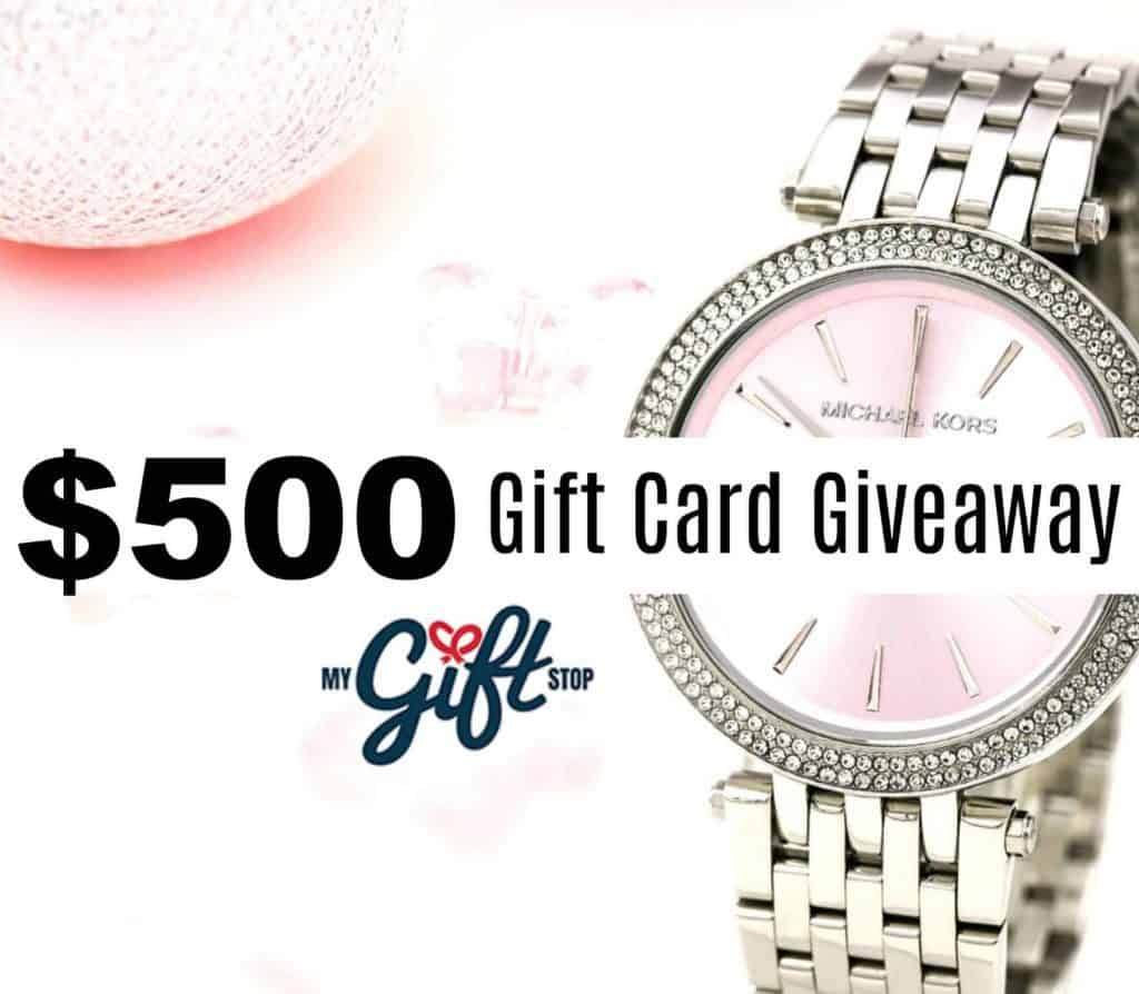 My Gift Stop Valentine's Day $500 Gift Card Giveaway